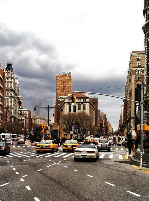 NYC W69th ST